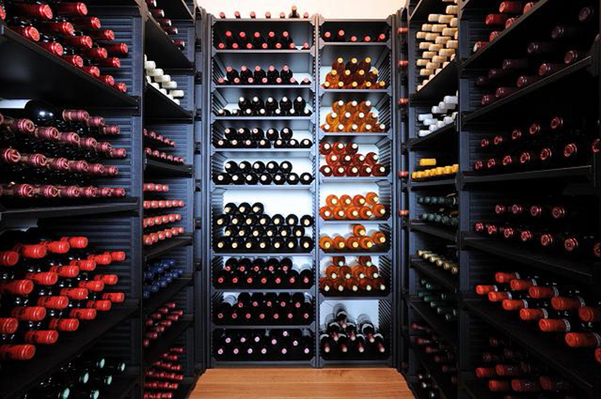 Vinorek wijnrekken & wijnstellingen van Quickrack